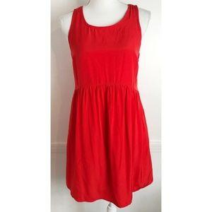 Old Navy • Red Sleeveless Dress